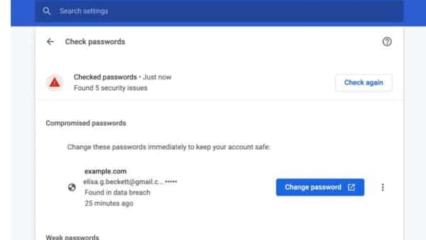 Google Chrome 88 brings tabbed search and better password protection