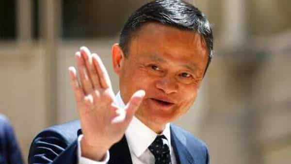 FILE - In this May 15, 2019, file photo, founder of Alibaba group Jack Ma arrives for the Tech for Good summit in Paris. Ma hasn't been seen in public since he angered regulators with an October 2020 speech. That is prompting speculation about what might happen to the billionaire founder of the world's biggest e-commerce company. (AP Photo/Thibault Camus, File) (AP)