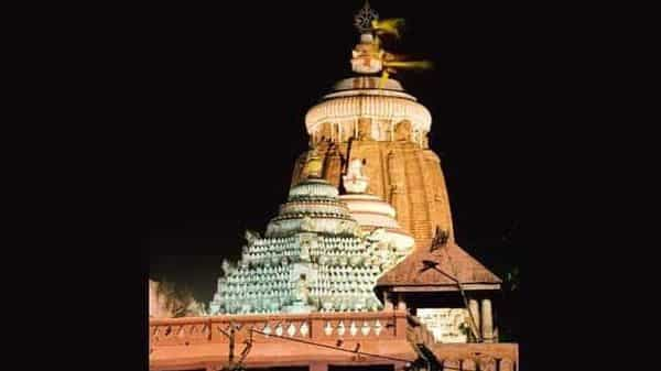 The Jagannath temple complex. Photo: India Picture