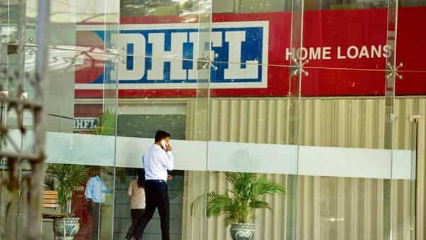 DHFL's shares have doubled in the past three months. MINT