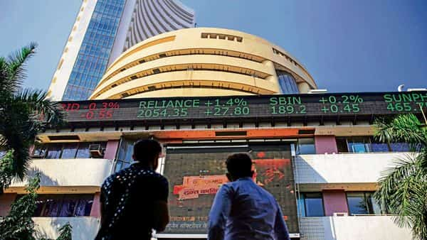 The BSE Sensex climbed as much as 0.7% to 50,184 in intra-day trading on Thursday, almost doubling from its March nadir.