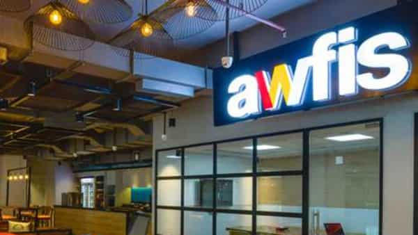 Awfis is a startup that rents coworking space to businesses. Photo: Awfis