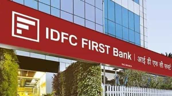 IDFC First Bank card's interest rates start at 9%