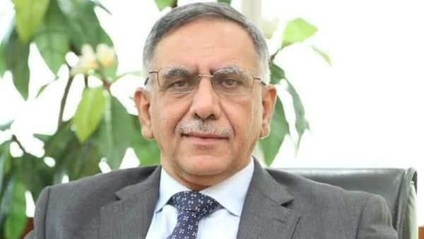 Sanjiv Chadha, chief executive, Bank of Baroda