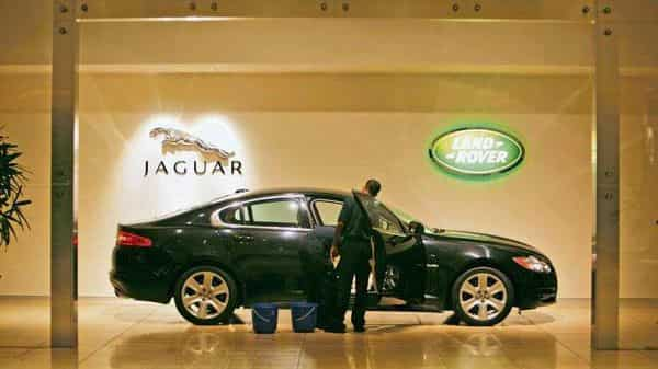 Results accelerate at Jaguar Land Rover