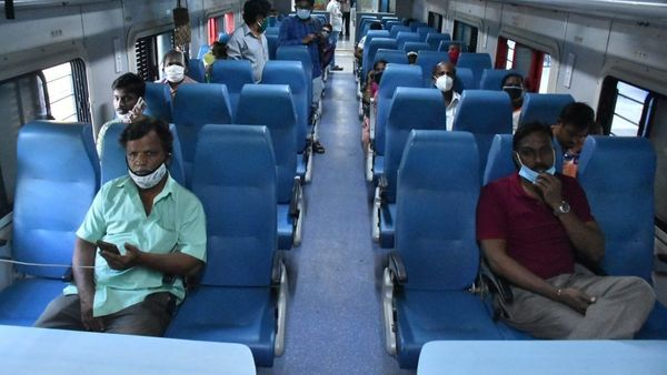 Indian Railways has started to operate 13 special trains within Tamil Nadu from today. (ANI)