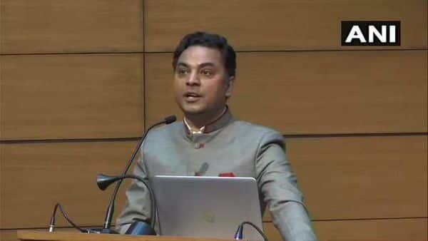 Chief Economic Advisor KV Subramanian (ANI)