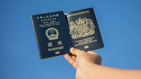 China will not recognise British passport for Hong Kong residents