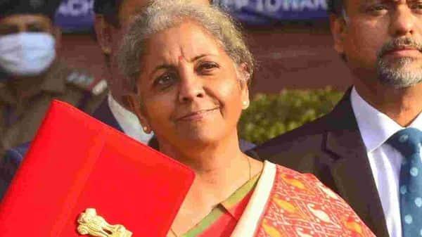 FM Nirmala Sitharaman. (Photo: Ramesh Pathania/Mint)