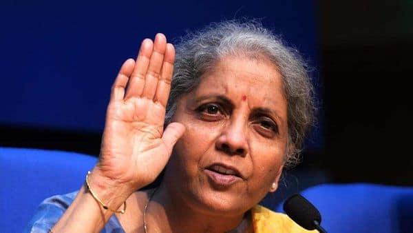 Nirmala Sitharaman, India's finance minister. (Bloomberg) (HT_PRINT)