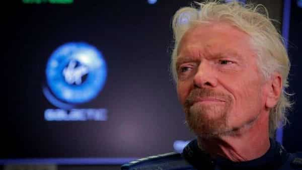 A file photo of billionaire Richard Branson (Photo: Reuters)