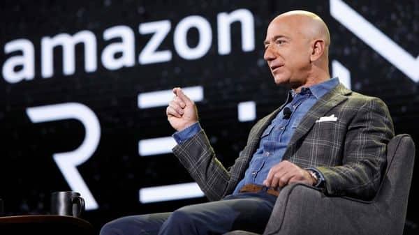 A file photo of Amazon CEO Jeff Bezos. (AP)