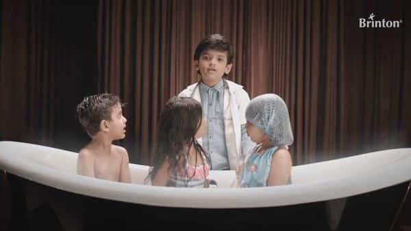 A screengrab of Brinton Pharma's Neobar soap campaign