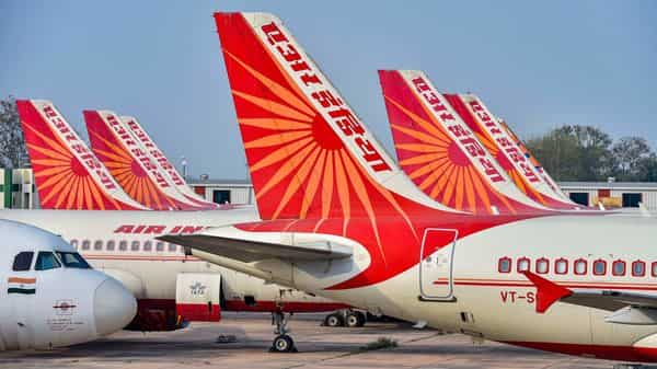 In 2018, the government had offered to sell its 76 per cent stake in Air India. (PTI)