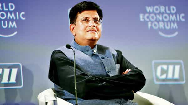 Piyush Goyal, minister of commerce and industry. (Mint)