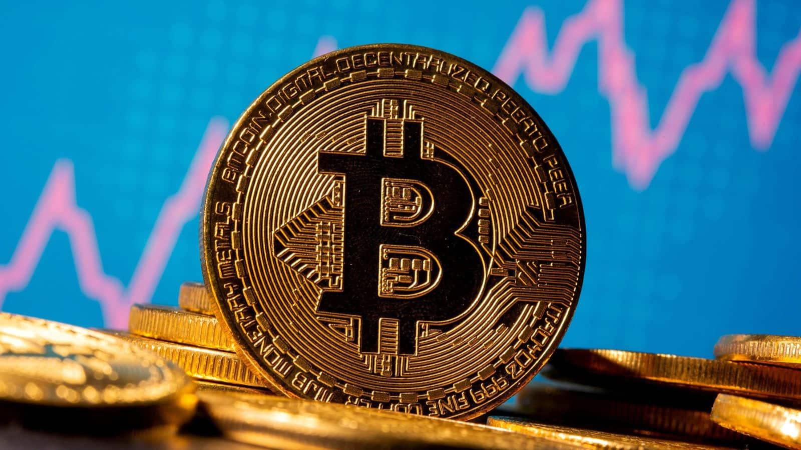 bitcoin present rate)