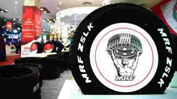 MRF shares today ended 1.73% down at ₹75,499.90 apiece on the BSE. Photo: Mint