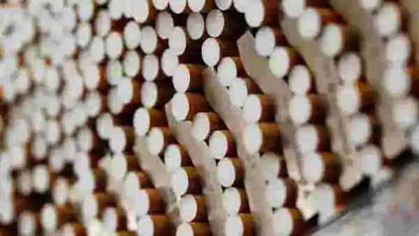 ITC's cigarette volumes are estimated to have declined in single digits this time around.. REUTERS/Michaela Rehle/File Photo (REUTERS)
