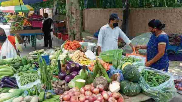 CPI inflation is projected at 5.2% in Q4:2020-21, 5.2% to 5% in H1:2021-22 and 4.3% in Q3: 2021-22, RBI had said in latest policy statement.