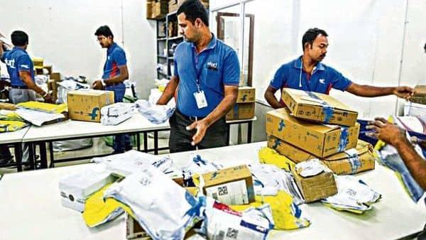 Amazon and Flipkart make up 80% of India's e-comm market share
