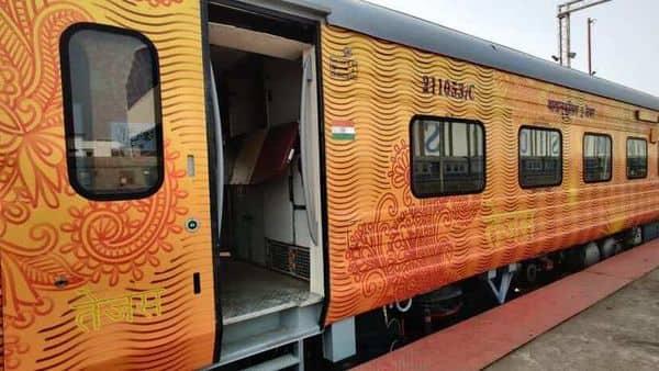 Agartala-Anand Vihar Tejas Express