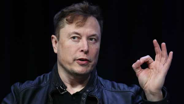 Elon Musk, founder and chief executive officer of the Tesla (MINT_PRINT)