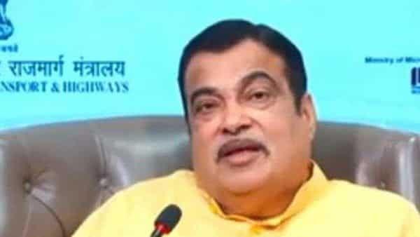 Union minister for road transport and highways Nitin Gadkari. (File photo) (HT)