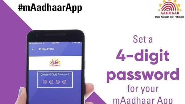 Aadhaar card update: You can add up to 5 profiles in your mAadhaar app - Mint