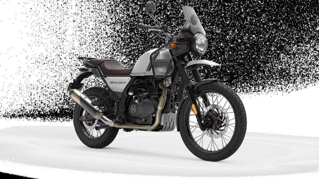 In terms of pricing, the bike has received a hike. The new Himalayan is now priced at  <span class='webrupee'>₹</span>2,01,314 (ex-showroom Chennai) (In pic: Mirage Silver)