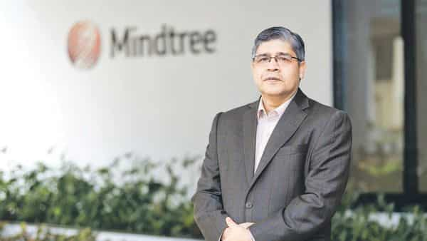 Mindtree CEO and managing director Debashis Chatterjee (Photo: Mint)
