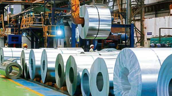 India's steel imports are already rising.