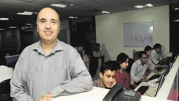 Policybazaar chief executive Yashish Dahiya. Mint