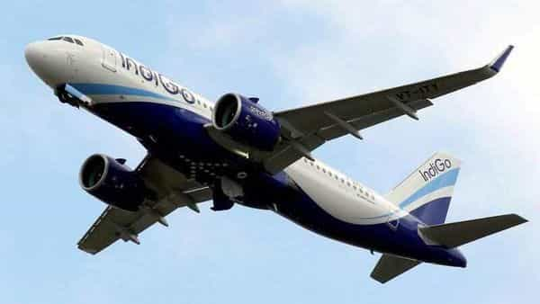 FILE PHOTO: An IndiGo Airlines Airbus A320 aircraft takes off in Colomiers near Toulouse, France, October 19, 2017. REUTERS/Regis Duvignau/File Photo (REUTERS)