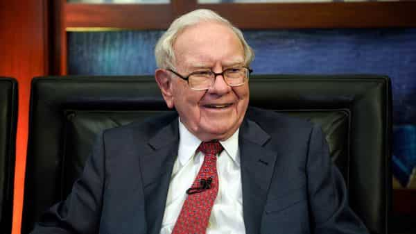 A file photo of Berkshire Hathaway Chairman and CEO Warren Buffett. (AP)