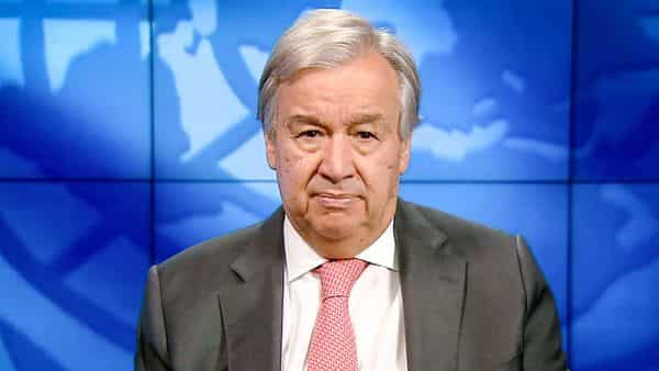 New variants could become more transmissible, more deadly and, potentially, threaten the effectiveness of current vaccines and diagnostics, Guterres said (Photo: AFP)