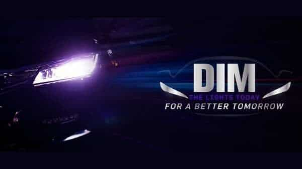 Dim The Lights is an eye-opener on how the incorrect use of blinding high beams could cost lives. (Digpu)