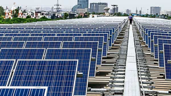 The proposed World Solar Bank is expected to be headquartered in India. (MINT_PRINT)