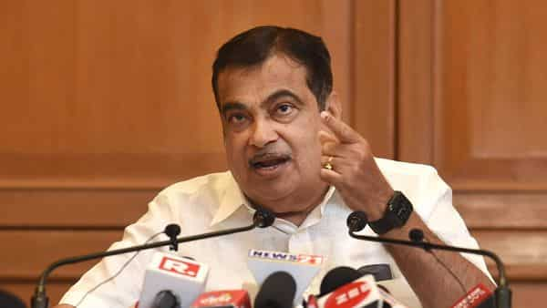 Union Minister for Road Transport & Highways and Micro, Small and Medium Enterprises Nitin Gadkari  (PTI)
