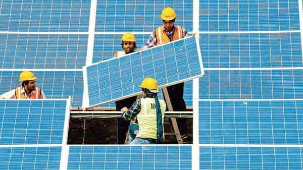 The potential deal in renewable energy firm Avaada is estimated at $220 million. (Photo: AFP)
