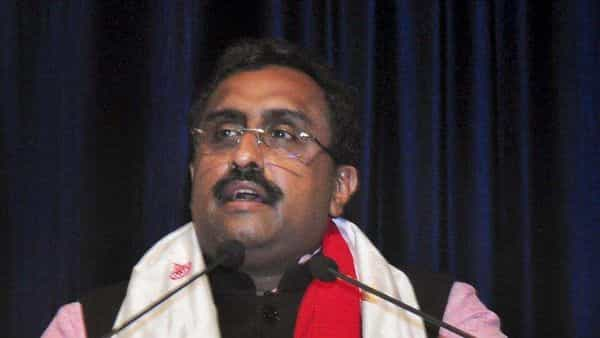 Indian government working on new law to regulate social media: Ram Madhav