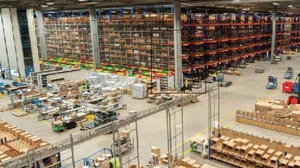E-commerce players need close to three times the warehousing space of traditional retail players, which would speed up the warehousing demand further.