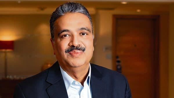 Entrepreneur Murari Lal Jalan. (MINT_PRINT)
