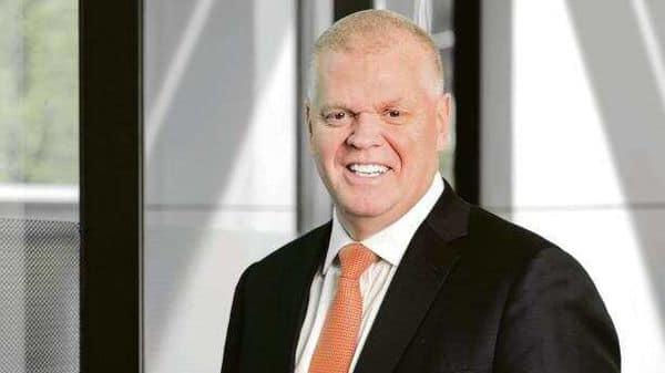 Noel Quinn, group CEO, HSBC Holdings Plc