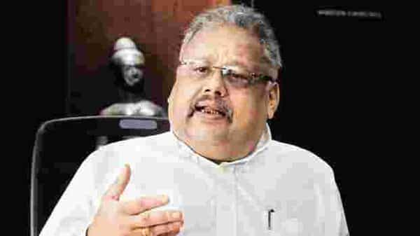 On cryptocurrency trading, Jhunjhunwala said, 'I think it's speculation of the highest order'