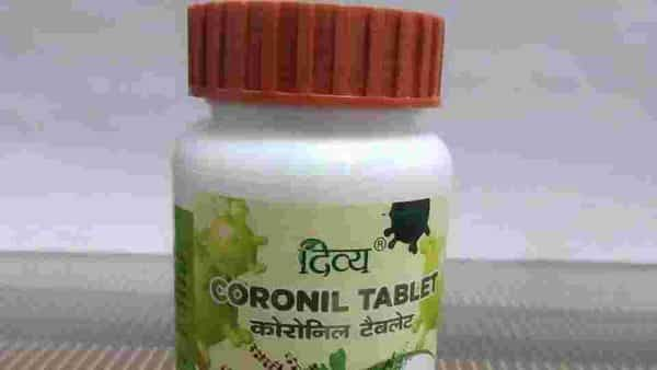 Coronil Tablet launched by Patanjali