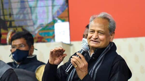 Rajasthan Chief Minister Ashok Gehlot  (PTI)