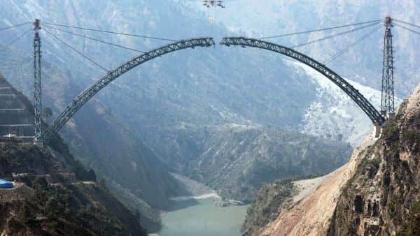 The overall length of the bridge is 1,315 metres.