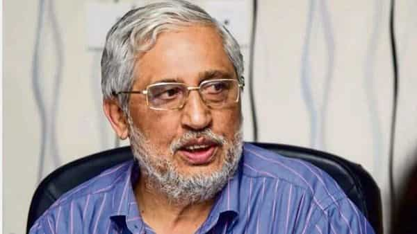 Anil Sahasrabudhe, Chairman, All India Council for Technical Education.
