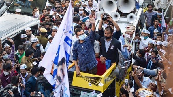 Delhi Chief Minister Arvind Kejriwal (PTI)