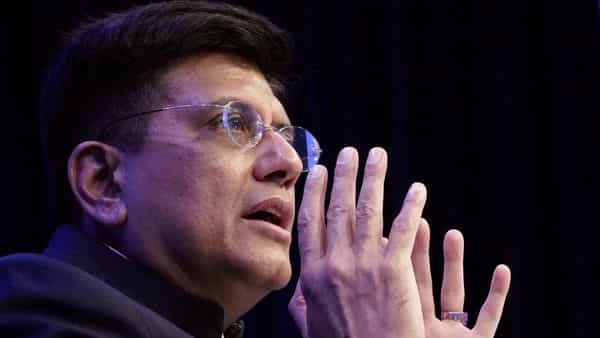 Piyush Goyal, India's Minister of Railways and Minister of Commerce and Industry (REUTERS)